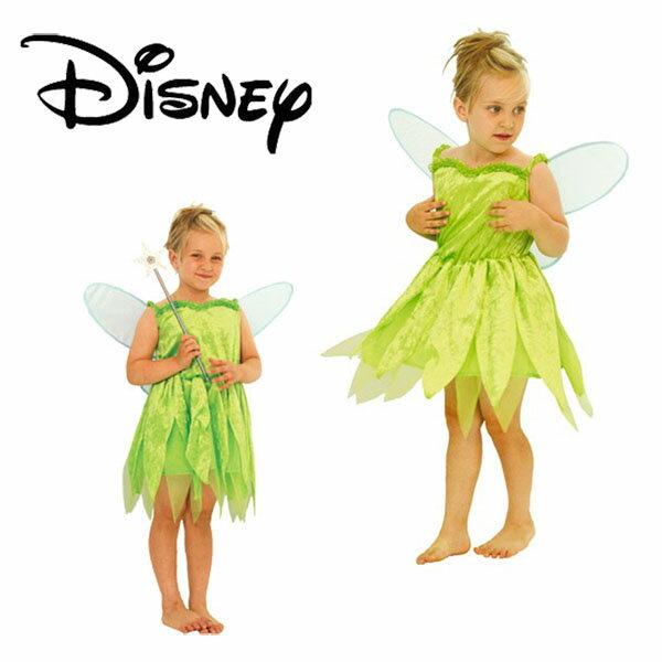 送料無料 ハロウィン 衣装 子供 ディズニー 女の子 tinker bell ティンカー …...:gita-r:10001269