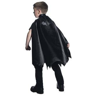 萬聖節服裝的孩子服裝化裝蝙蝠俠蝙蝠俠披風孩子豪華海角鬥篷男孩動漫服裝萬聖節活動萬聖節萬聖節