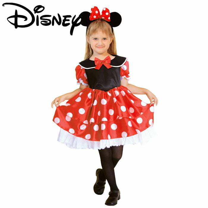 送料無料 ハロウィン 衣装 子供 ディズニー ミニー ミニーマウス Minnie ディズニ…...:gita-r:10006335