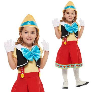 ハロウィン 衣装 子供 ディズニー 仮装 コスプレ コスチューム ピノキオ パーティー ディズニーランド ハロウイン 女の子 男の子 イベント ハロウィーン halloween