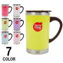 サーモマグ マグカップ 保温 スリムマグ 290ml thermo mug 3551SDR 水筒 新生活 ご家庭で オフィスで アウトドアで エコ マイカップ ギフトにも好評 あす楽対応