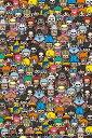 ポスター Character's Mix ワンピース お部屋 お店のデイスプレイに 模様替え インテリア イメージチエンジ