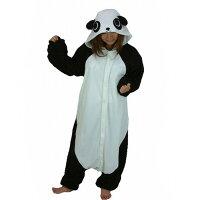 フリース着ぐるみ!パンダ!