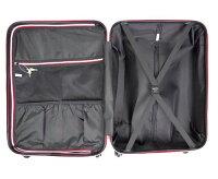送料無料キャリーケースMスーツケーストラベルケースグローバルマスターエアーGMA5227大容量縦型キャビンサイズキャリー軽量61L