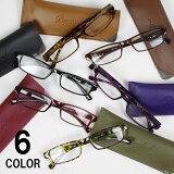 5日1:59迄\2000税別以上お買い上げで 老眼鏡 BGT1009シニアグラス メガネケース付き 度数(12.5)おしゃれ エレガント コンパクト 携帯 05P01Nov14