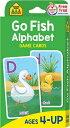 ゴーフィッシュ(Go Fish Alphabet Game Cards) 4歳以上 アルファベット カードゲーム 送料無料 頭がよくなるカード
