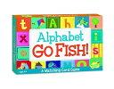 アルファベットゴーフィッシュ (Alphabet Go Fish Letter Matching Card Game) アルファベット カードゲーム 送料無料 頭がよくなるカード
