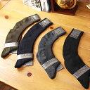 ナイガイ F&H(エフアンドエイチ)部位で編み方を変えたトリプルニット《毛混》 メンズ ハイソックス 靴下 2278-407全品 ポイント10倍
