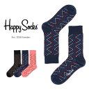 【送料無料+ポイント10倍】Happy Socks ハッピー...