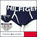 セール!40%OFFTOMMY HILFIGER|トミーヒルフィガーアンダーウェア ブリーフ パンツSuliivan hip briefコットンストレッチ フロント・オープン533...