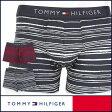 TOMMY HILFIGER|トミーヒルフィガー Cotton Strech Paint Stripe コットン ストレッチ ペイントストライプ ボクサーパンツ5335-4469男性 下着 メンズ ギフト プレゼント