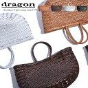 Dragon Diffusion ドラゴンディフュージョン レザーバッグ レディース バッグ 本革 トートバッグ Bamboo Triple Jump Small 手提げ 鞄 ブラック ホワイト タン ダークブラウン 黒 白 茶