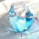 ショッピングリングピロー ガラスのリングピロー【ウェディング】【ブライダル】【記念日】【送料無料】
