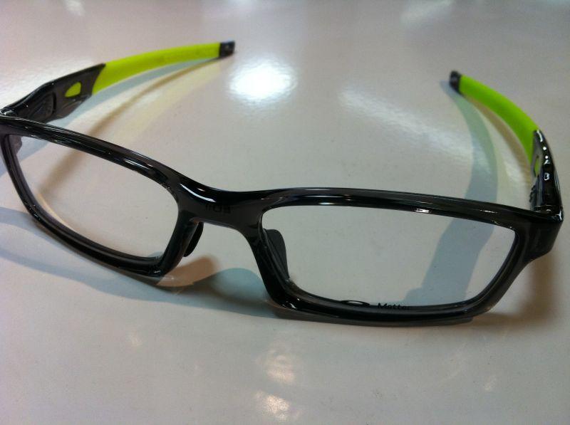 OAKLEY(オークリー)CROSSLINK(クロスリンク)メガネフレームOX8029-0…...:glasse-japan:10000019