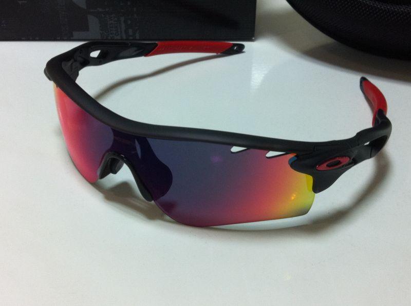 OAKLEY(オークリー)RADAR LOCK(レーダーロック)スポーツ用サングラスOO9…...:glasse-japan:10000034