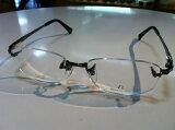 RODENSTOCK(ローデンストック)メガネフレーム(ツー)縁なしメガネR0168 C(グレー) 53サイズ