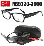 ��RayBan�ۥ쥤�Х�RB5220-2000��RX5220-2000) �ڥߥ�ꥸ��ѥ������ʡۡ�Ray-Ban�ۡ�Ź����������̵����