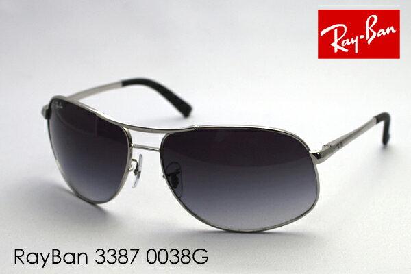 レイバン サングラス ティアドロップ アビエーター Ray-Ban RB3387 0038G レディース メンズ RayBan