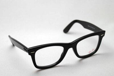 【レイバン正規品販売認定店】【土日祝も休まず18時迄のご注文は即日発送】RX51212000RayBanレイバンメガネウェイファーラーOriginalWayfarerメガネモデル【あす楽対応】glassmaniaメガネフレーム眼鏡伊達メガネめがねブラック