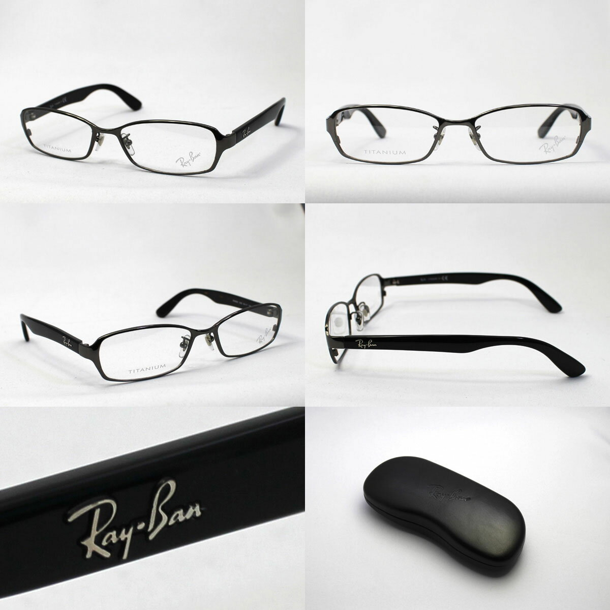 Titanium Frame Glasses Philippines : glassmania Rakuten Global Market: RX8690 1000 RayBan Ray ...