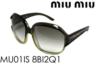 miumiu Miu Miu sunglasses MU01IS8BI2Q glassmania sunglasses