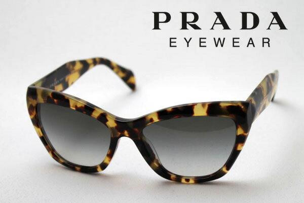 プラダ サングラス PR02QSA 7S00A7 PRADA レディース