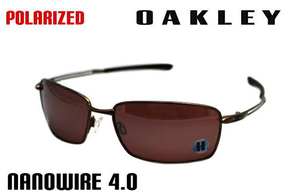 oakley nanowire 4.0 titanium