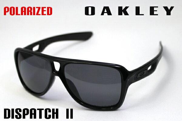 oakley dispatch ii polarized