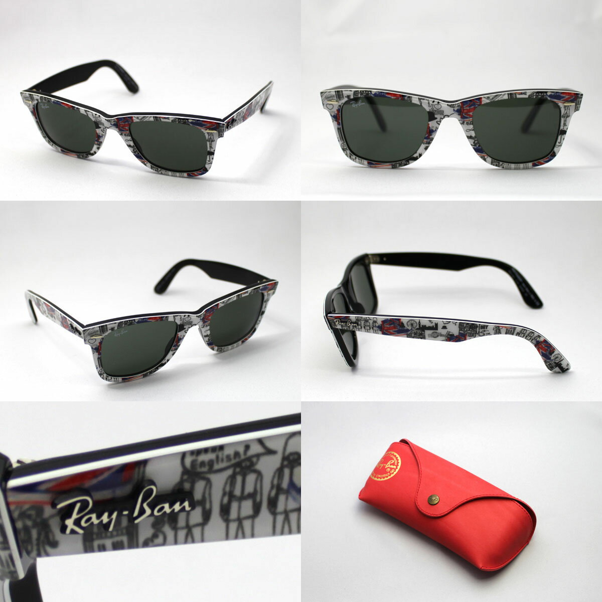 Ray-Ban Sunglasses. Style, tradition and freedom of expression are the key values underpinning the philosophy of Ray-Ban, for generations the undisputed world leader in sun and prescription glasses. Ray-Ban immediately made a name for itself thanks to the absolute quality and authenticity of its eyewear.