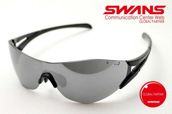 スワンズ サングラス スワンズグローバルパートナー限定商品 SOU PRO-3110 MBK ソウ プロ SOU PRO ミラー