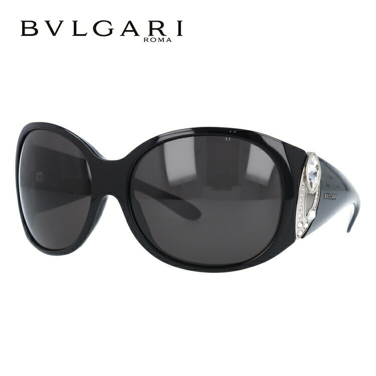 ブルガリ サングラス 度付き対応 BV8017B 501/87 ブラック/ブラック レディース UVカット 紫外線対策 新品 【BVLGARI】