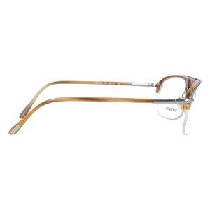 トムフォード眼鏡TOMFORDTF504637356サイズメガネメガネフレームセル/ティアドロップ/ハーフリム/メンズ