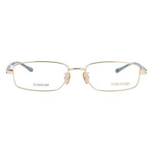 【伊達・度付・PCレンズ対応】【0円レンズ対応】トムフォード眼鏡TOMFORDTF506825754サイズメガネフレームチタン/スクエア/メンズ