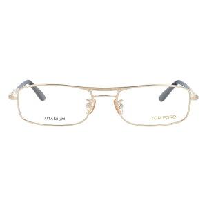 【伊達・度付・PCレンズ対応】【0円レンズ対応】トムフォード眼鏡TOMFORDTF510077254サイズメガネフレームチタン/スクエア/メンズ