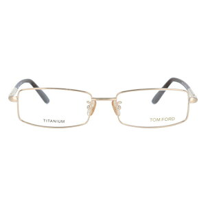 【伊達・度付・PCレンズ対応】【0円レンズ対応】トムフォード眼鏡TOMFORDTF510577253サイズメガネフレームチタン/スクエア/メンズ