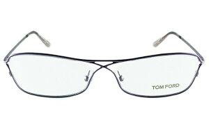 【伊達・度付・PCレンズ対応】【0円レンズ対応】トムフォード眼鏡TOMFORDTF514407854サイズメガネフレームチタン/スクエア/レディース
