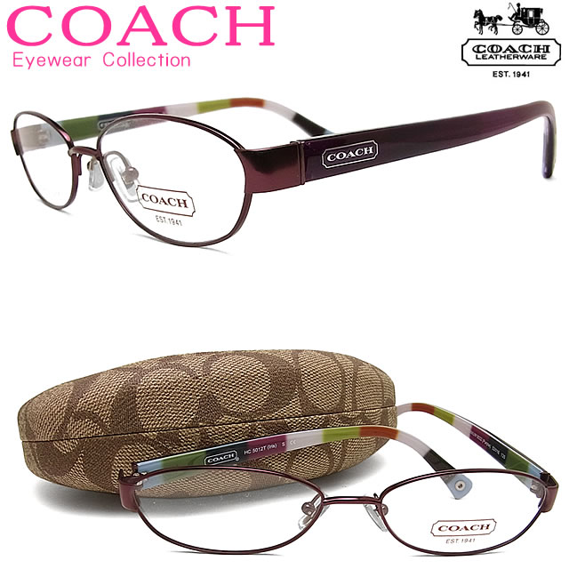 Coach Metal Eyeglass Frames : glasspapa Rakuten Global Market: (Coach) COACH ...