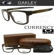 オークリー メガネ OAKLEY [CURRENCY カレンシー] OX8026-0254 【送料無料・代引手数料無料】【 オプションで伊達めがねや度数付き眼鏡に】 glasspapa