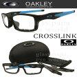 オークリー メガネ OAKLEY [CROSSLINK クロスリンク] OX8029-0156 【送料無料・代引手数料無料】【 オプションで伊達めがねや度数付き眼鏡に】 glasspapa