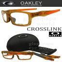 ☆ オークリー OAKLEY メガネフレーム [CROSSLINK クロスリンク] OX8029-0356 【送料無料・代引手数料無料】【 オプションで伊達めがねや度数付き眼鏡に】 glasspapa