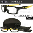 オークリー メガネ OAKLEY [CROSSLINK クロスリンク] OX8029-0756 【送料無料・代引手数料無料】【 オプションで伊達めがねや度数付き眼鏡に】 glasspapa