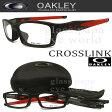 オークリー メガネ OAKLEY [CROSSLINK クロスリンク] OX8029-0856 【送料無料・代引手数料無料】【 オプションで伊達めがねや度数付き眼鏡に】 glasspapa