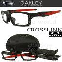 ☆ オークリー OAKLEY メガネフレーム [CROSSLINK クロスリンク] OX8029-0856 【送料無料・代引手数料無料】【 オプションで伊達めがねや度数付き眼鏡に】 glasspapa