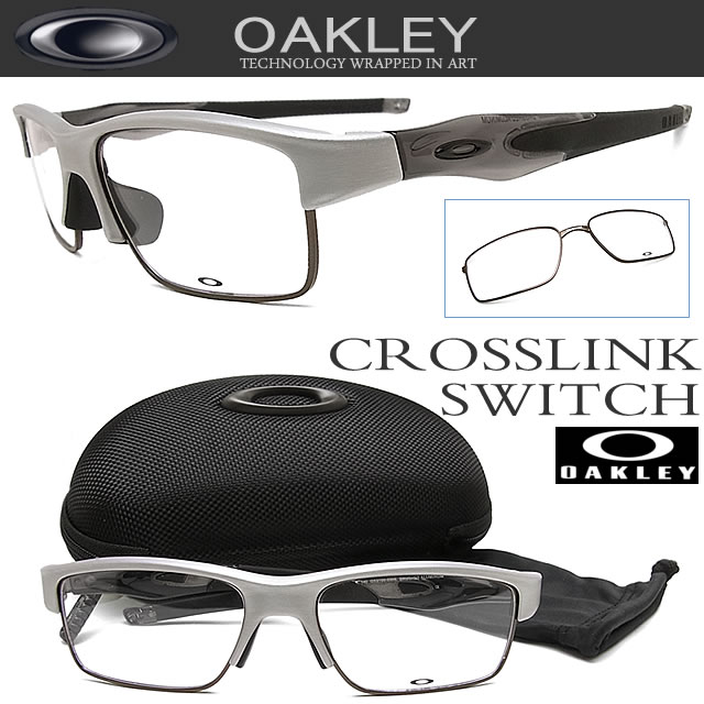 Oakley Crosslink Switch Lenses