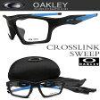 オークリー メガネ OAKLEY [CROSSLINK SWEEP クロスリンクスウィープ] OX8033-0155 【送料無料・代引手数料無料】【 オプションで伊達めがねや度数付き眼鏡に】 glasspapa