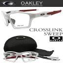 ☆ オークリー OAKLEY メガネフレーム [CROSSLINK SWEEP クロスリンクスウィープ] OX8033-0455 【送料無料・代引手数料無料】【 オプションで伊達めがねや度数付き眼鏡に】 glasspapa