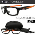 オークリー メガネ OAKLEY [CROSSLINK クロスリンク] OX8029-0956 【送料無料・代引手数料無料】【 オプションで伊達めがねや度数付き眼鏡に】 glasspapa
