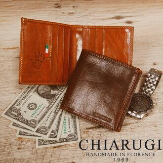 CHIARUGI Compact Bi-Fold Wallet