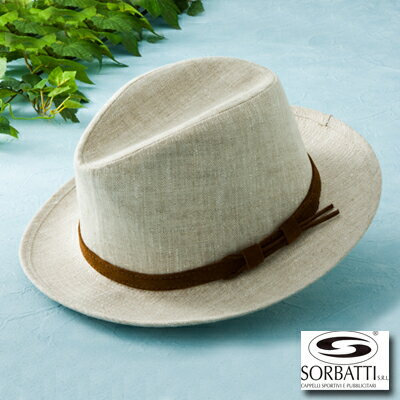 Linen Hat [Made In Italy]