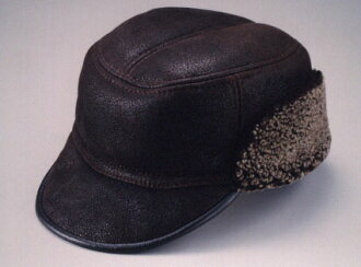 Sheepskin Cap [Made In The U.K.]